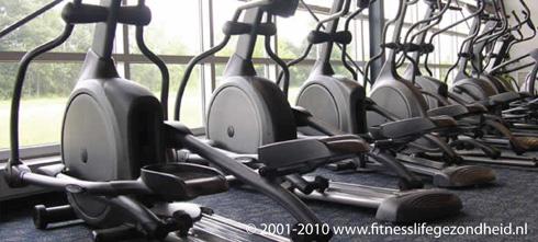 Vision Fitness apparatuur